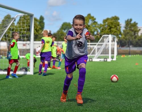 Liverpool FC International Academy - Wyckoff Family YMCA